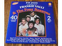 Frankie Valli & The Four Seasons Double Album