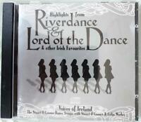 Highlights from RIVERDANCE & LORD OF THE DANCE CD Nordrhein-Westfalen - Korschenbroich Vorschau