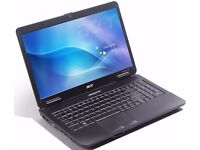 ACER 5332/ INTEL DUAL CORE 1.80 GHz/ 3 GB Ram/ 500GB HDD/ WINDOWS 10 - FREE DELIVERY!!!