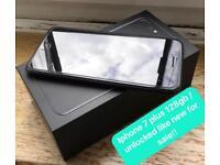 Iphone 7 plus jet black!