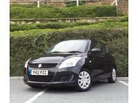 2012 (12) Suzuki Swift SZ2 1.2 Petrol Manual FSH
