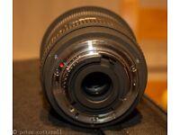 Sigma 10-20mm f/4-5.6 EX DC HSM, Nikon Fit