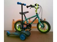 Apollo Marvin the Monkey childs bike and/or Little Tikes Learn to Turn Scooter