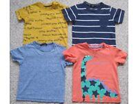Boys clothes age 2 and 2-3, 25p-£2 per item