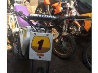 Champ sx 125cc