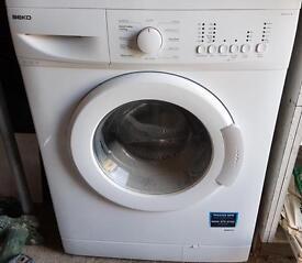 BEKO 6 KG, 1200 SPIN WASHING MACHINE, WHITE