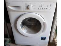 BEKO 6 KG, 1200 SPIN WASHING MACHINE, WHITE