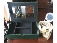 3 Jewellery Boxes
