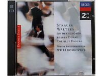 Strauss Waltzes - Willi Boskovsky (2CD Edition)