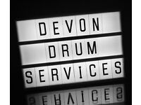Drum Lessons Available In Exeter & Surrounding Areas