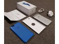Apple iPhone 6s 16gb Silver Unlocked Fully Boxed *Excellent Condition*