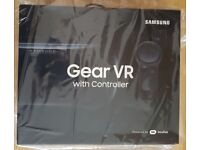 Samsung Gear VR with Controller, Brand NEW, Sealed Box