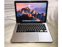 Macbook Pro 13-inch Retina