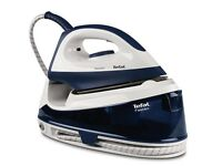 Tefal SV6035 Fasteo Steam Generator Iron Blue