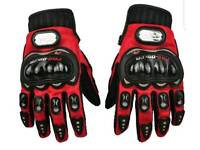 Motorcycle gloves/self defence gloves