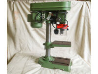 Bench Drill with 13mm chuck - £25