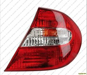 Tail Light Passenger Side Le-Xle-Se Models Toyota Camry 2002-2004
