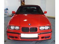 BMW E36 328i Cabriolet
