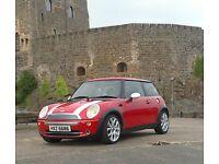 Mini, HATCHBACK, Hatchback, 2003, Manual, 1598 (cc), 3 doors