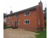 Large 4/5 bed period property, 2,9060sqft, semi rural, non estate on large plot