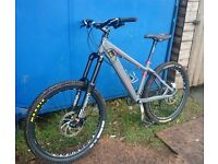 ** Norco Torrent downhill bike ** fox hope marzochhi **