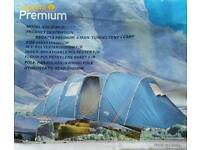 8 man tunnel tent (new )