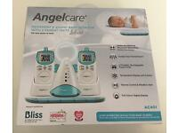 Angelcare deluxe movement sound & baby monitor
