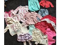 Girls GAP bundle 0-12 months