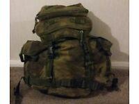 DPM NI Patrol Pack Daysack Rucksack 35L
