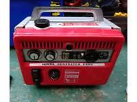 Honda e300 vintage generator