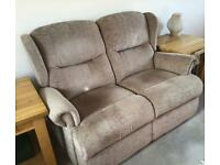 2 Seater sofa by Sherborne
