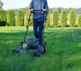 Grass cutting service Plymouth