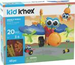 KID K AND apos;NEX Wings  AND  Wheels Building Set