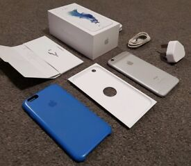 Apple iPhone 6s 64gb Silver Unlocked Fully Boxed *Immaculate Condition*