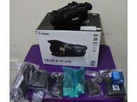 Canon Legra Camcorder HFG40 New
