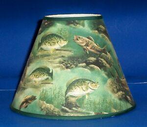 Fish Swimming Handmade Lampshade Lamp Shade
