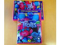 TROLLS DVD, New and sealed + Just Out +