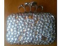 Gorgeous clutch bag