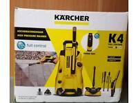 Karcher K4 Pressure Washer