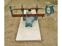 Draper Compound Mitre Saw MS420 Hand Saw 50-90 Degree Angle Cut for Architrave Picture Frames etc