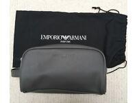 Emporio Armani Wash Bag/Travel Bag/Toiletry Bag