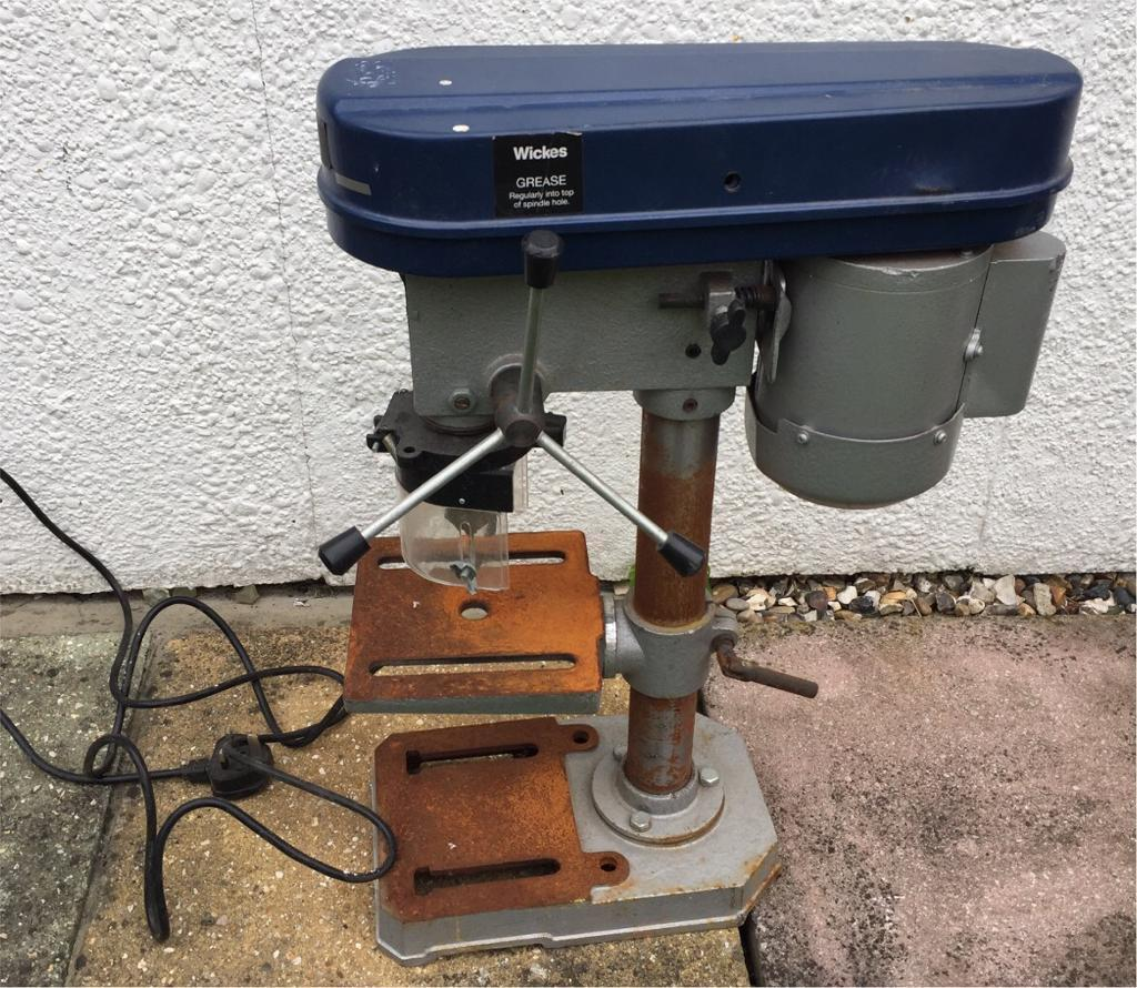 0b37c52eb73 Pillar drill by wickes fully working | in Mitcham, London | Gumtree