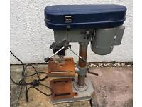 Pillar drill by wickes fully working