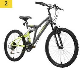 "BNIB 24""wheel mountain bike 🚲L@@K BRAND NEW!"