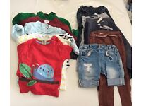 Baby Boy bundle clothes (1 to 2 year)