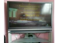 """Free 55"""" Sony Bravia TV"""