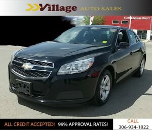 2013 Chevrolet Malibu 1LT Sirius XM Radio, Back-up Camera, Na...