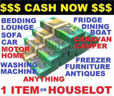 Lounge, Dining, Bedding, Fridge Or House Full WANTED FOR CASH NOW Sumner Brisbane South West Preview