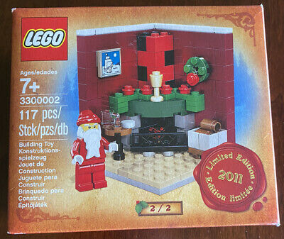 LEGO Limited Holiday Christmas Set 2011 (3300002) Rare BRAND NEW SEALED