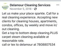Move out clean